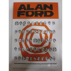 Alan Ford teče častni krog