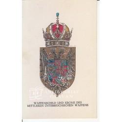 Grb K. k.  - Wappenschild...