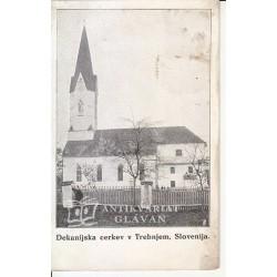 Trebnje - Dekanijska cerkev...
