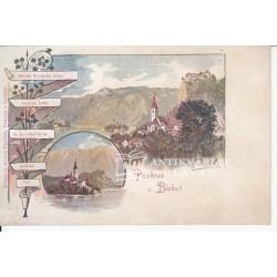 Bled - Pozdrav iz Bleda,...