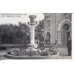 Črnuče - Spomenik žrtvam...