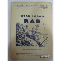 Otok i grad Rab