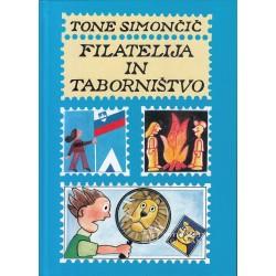 Tone Simončič - Filatelija...