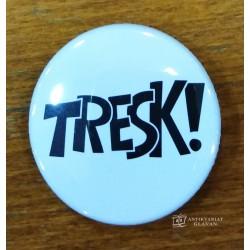 Alan Ford - priponka Tresk
