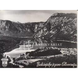 Bohinjsko jezero - Slovenija