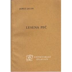 Janez Jalen - Lesena peč