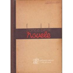 France Bevk - Novele