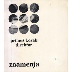 Primož Kozak - Direktor