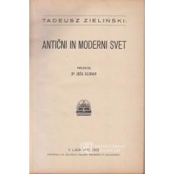 Tadeusz Zielinski - Antični...