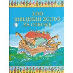 100 biblijskih zgodb za otroke