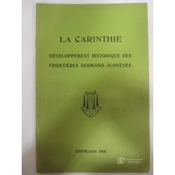 La Carinthie. Development...