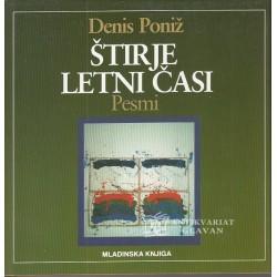 Denis Poniž - Štirje letni...