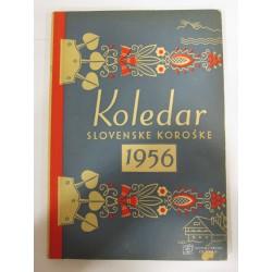 Koledar slovenske Koroške 1956